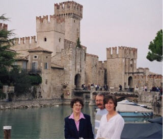 Sirmione for dinner